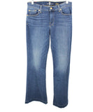 Seven Blue Denim Pants 1
