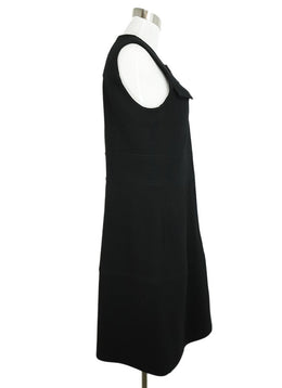 Sonia Rykiel Black Wool Long Vest 2