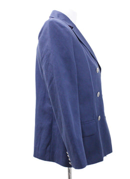 Sonia Rykiel Navy Cotton Jacket 1
