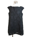 Sonia Speciale Black Lace Cotton Polyamide Top 1
