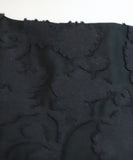 Sonia Speciale Black Lace Cotton Polyamide Top 6