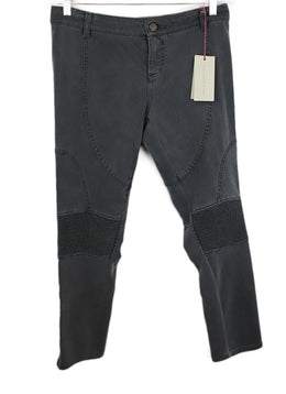 Stella McCartneyBlack Denim Pants 1