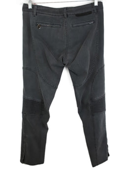 Stella McCartneyBlack Denim Pants 2