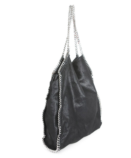 Stella McCartney Black Shoulder Handbag 2