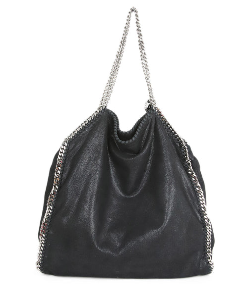 Stella McCartney Black Shoulder Handbag 3