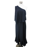 Stella McCartney Blue Navy Silk Dress 1