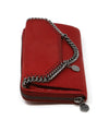 Stella McCartney Red Vegetarian Material Wallet 2