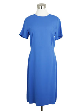 Stella McCartney Blue Viscose Dress 1