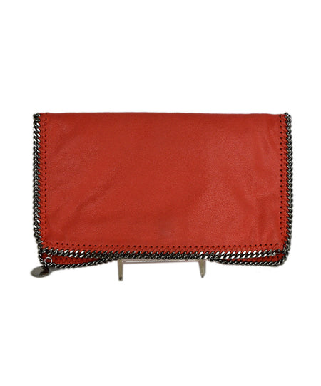 Bottega Veneta Red Intreccacio Woven Leather Shoulder Bag