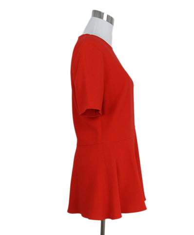 Stella McCartney red poppy top 1