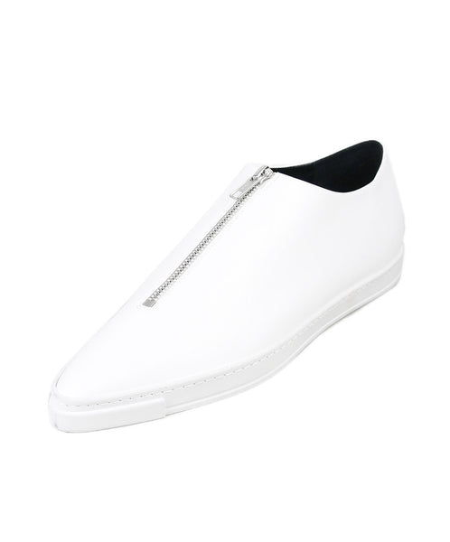 Stella Mccartney Sneakers US 9 White Leather Shoes
