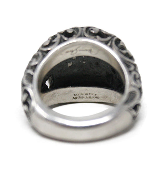 Sterling Silver Insignia Ring 2