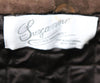 Suzanne brown Mink Fur Hat 4