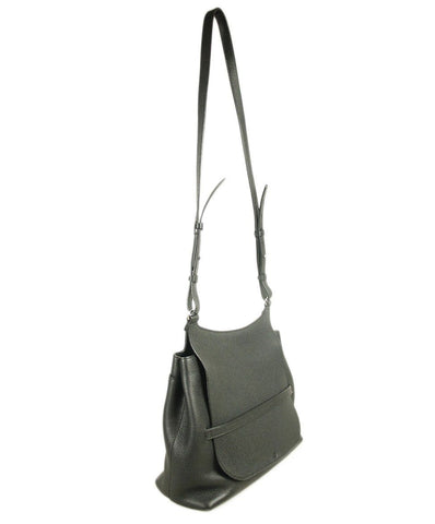 The Row Black Leather Bag 1