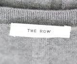 The Row Grey Charcoal Cashmere Sweater Sz XS