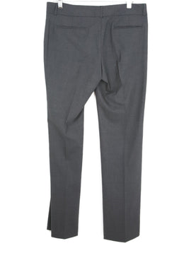 Theory Grey Wool Pants 2
