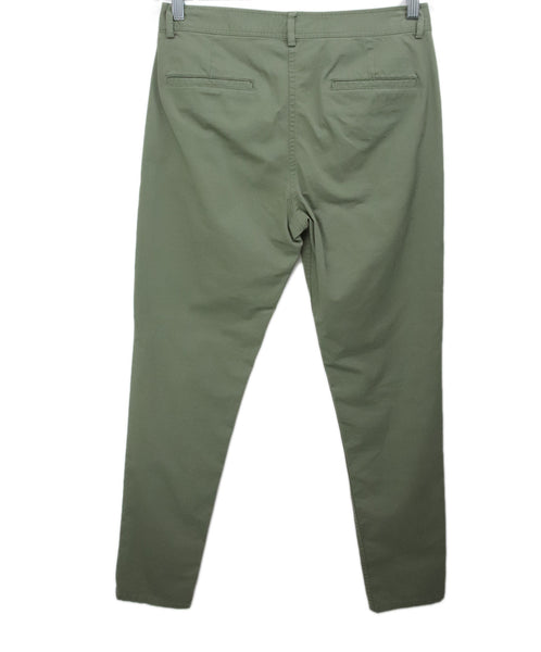 Theory Olive Green Pants 2