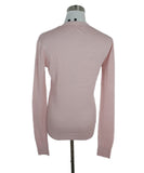 Theory Pink Viscose Nylon Sweater 3