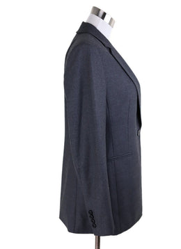 Theory Grey Blazer 1