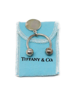 Tiffany & Co. Sterling Silver Key Chain