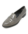 Tod's Grey Leather Loafers 1