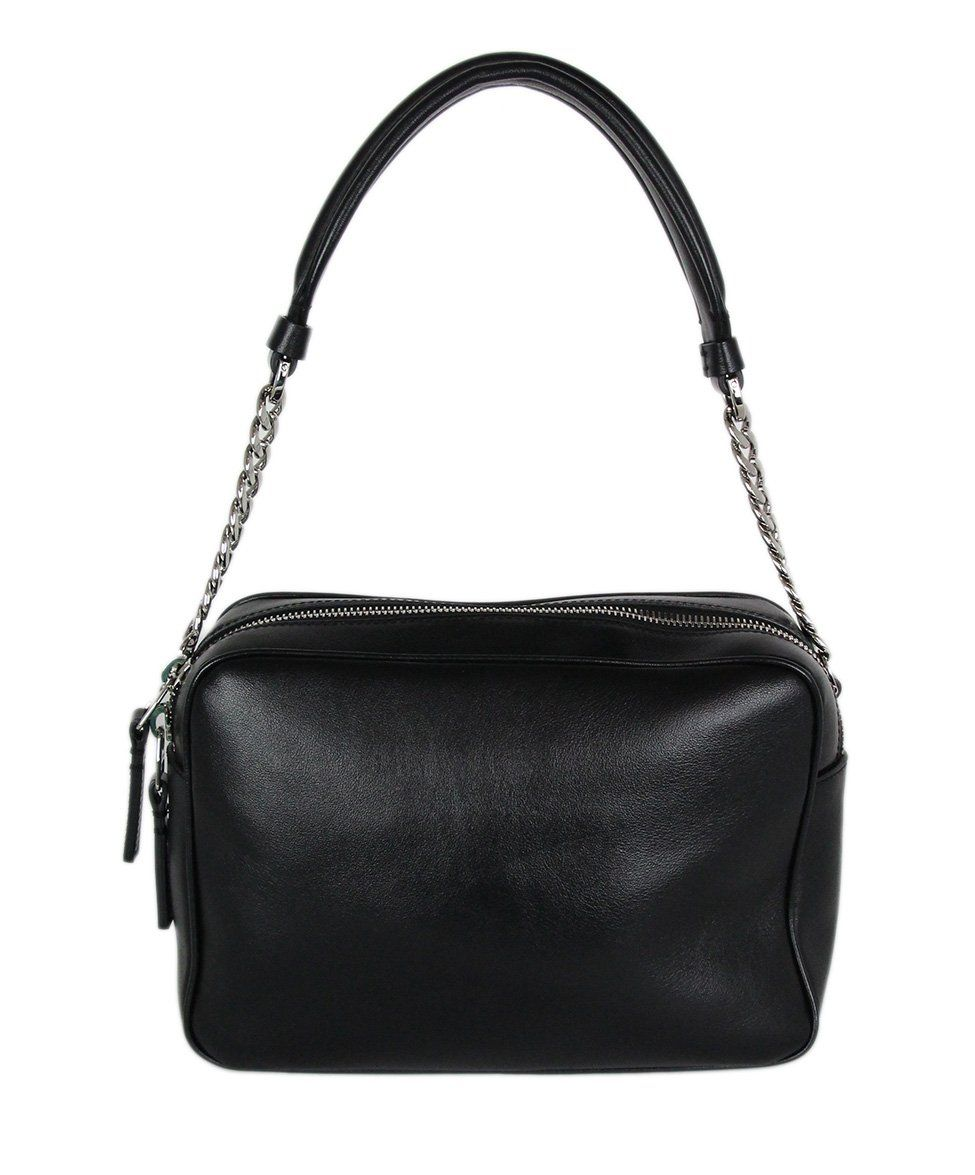Tod's Black Leather Crossbody Handbag 3