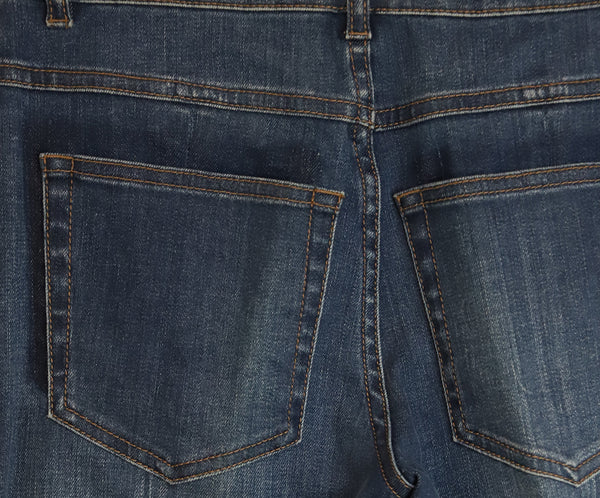 Tom Ford Blue Denim Pants 5