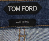 Tom Ford Blue Denim Pants 3