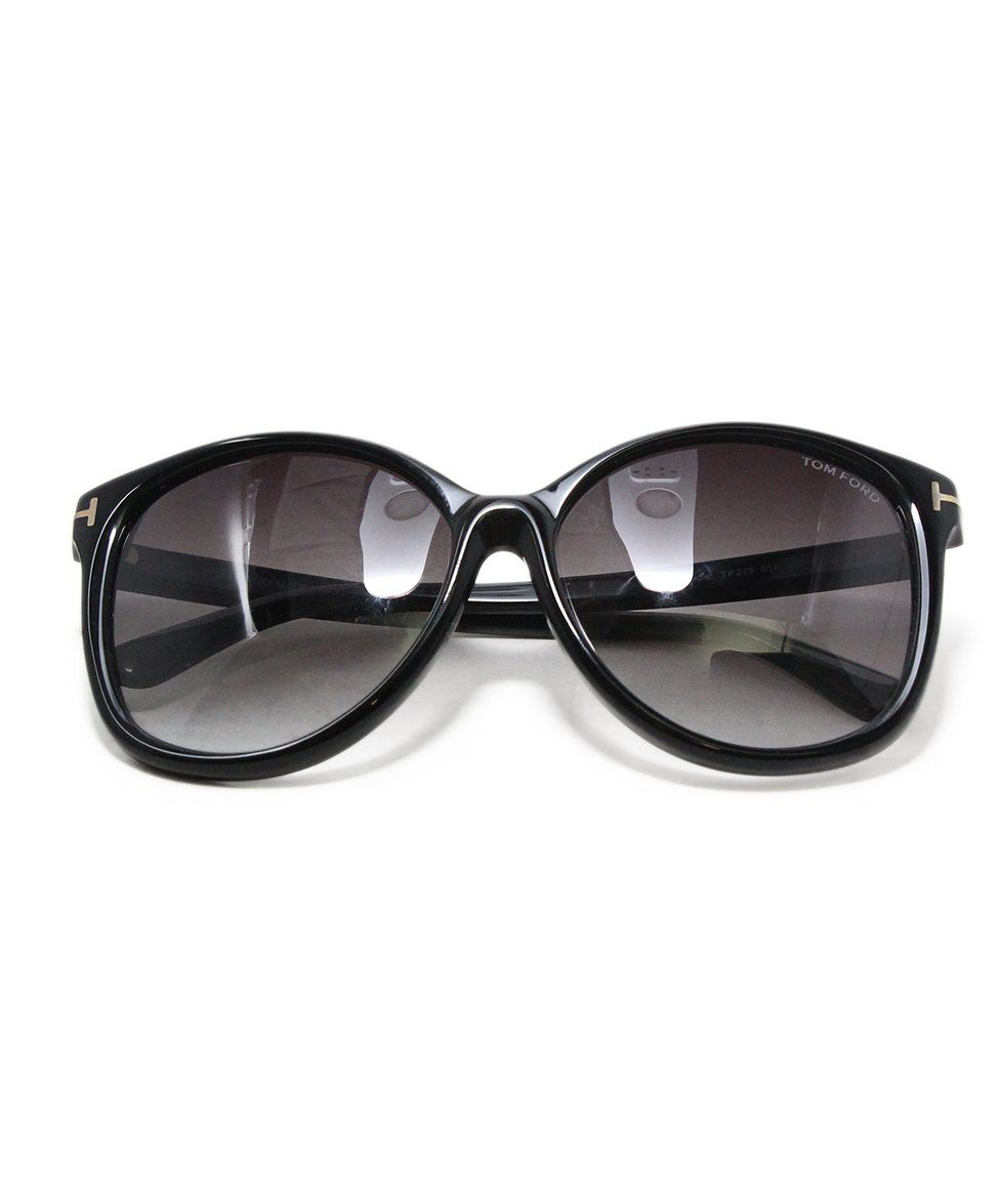 Tom Ford black plastic sunglasses 1