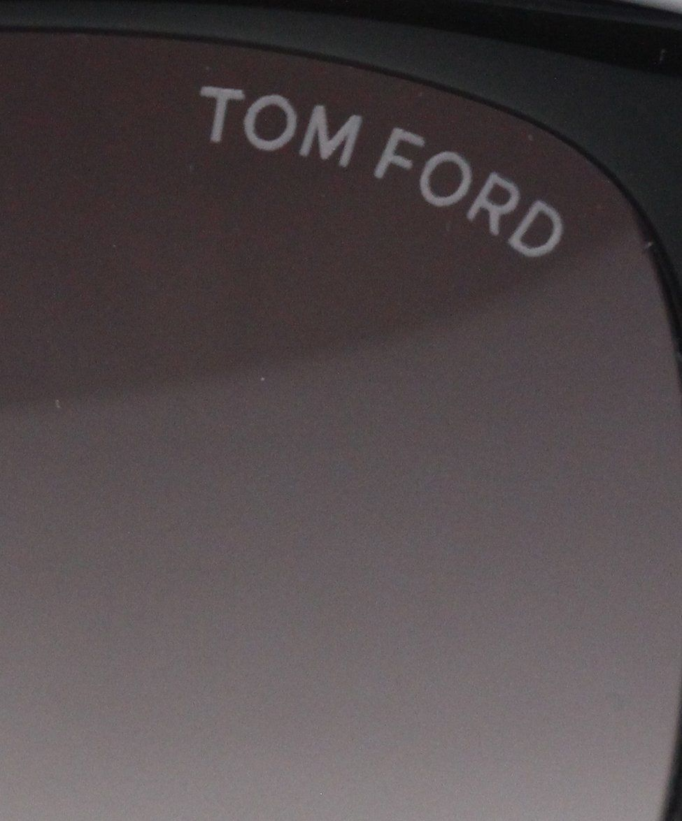 Tom Ford black plastic sunglasses 5