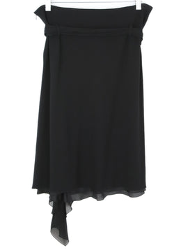 Ungaro Black ViscoseSkirt 2