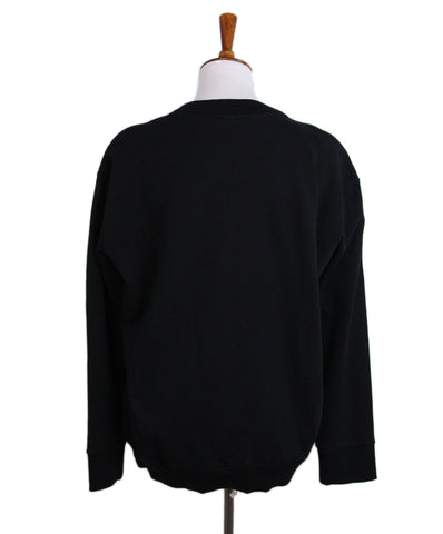 V. Beckham Black Palm tree sweatshirt 1