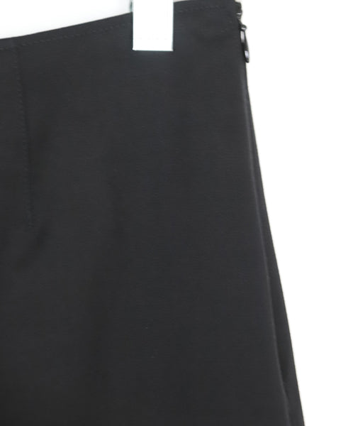 Valentino Black Wool Pencil Skirt 3
