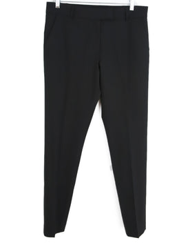 Veronica Beard Black Wool Pants 1