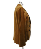 Veronica Beard Brown Corduroy Jacket 2