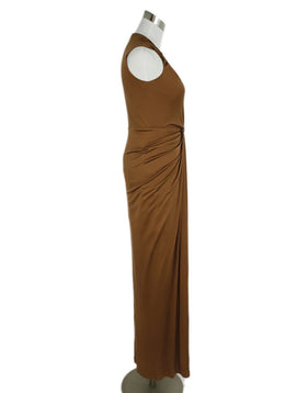 Veronica Beard Brown Viscose Dress 2