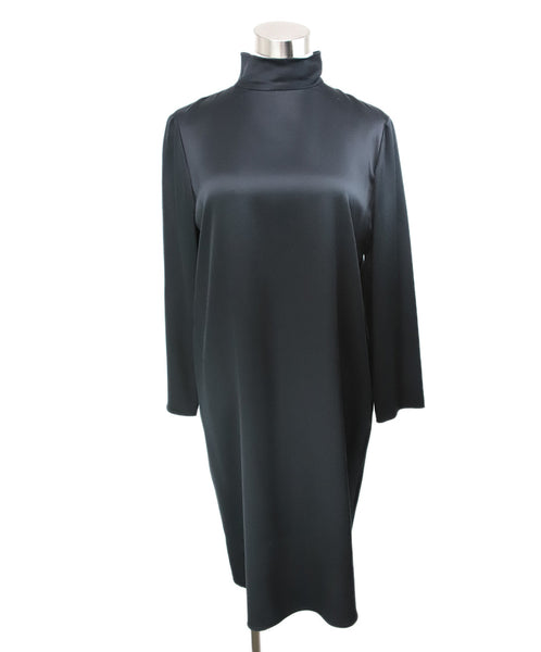 Vince Black Silk Dress 1