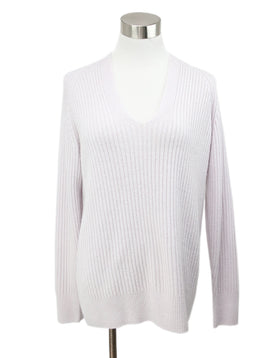 Vince Lilac Cashmere Sweater 1