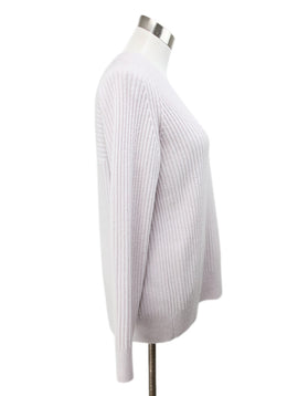 Vince Lilac Cashmere Sweater 2