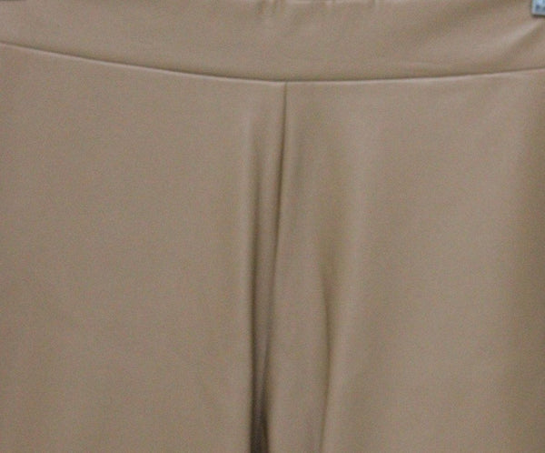 Wolford Neutral Beige Leather Pants 3
