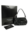 YSL Black Leather Handbag 9