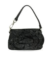 YSL Black Leather Handbag 1