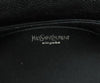 YSL Black Leather Handbag 7