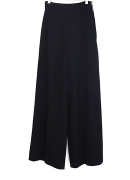 YSL Black Viscose Pants 1
