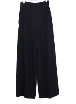 YSL Black Viscose Pants 2