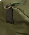 Yeezy Season 5 Olive Green Nylon Duffle Bag 7