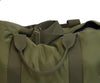 Yeezy Season 5 Olive Green Nylon Duffle Bag 8