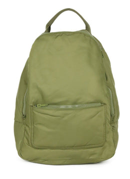 Yeezy Green Olive Nylon Zipper Trim Season 5 Backpack 1
