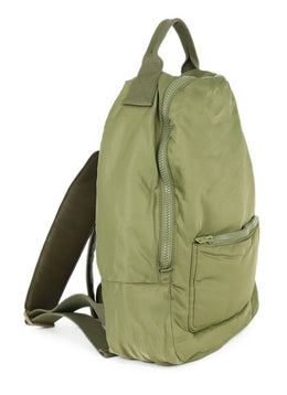 Yeezy Green Olive Nylon Zipper Trim Season 5 Backpack 2