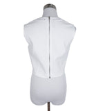 Yigal Azrouel White Cotton Top 3